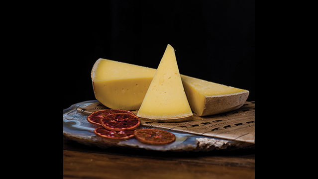 Five choice cheeses to drool over this spring