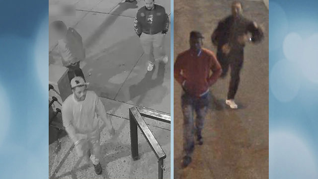 Video of unprovoked violence shows attacker, accomplice, police say