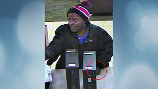Public helps ID suspect in bank robbery, police say