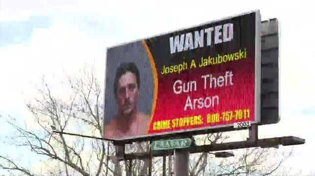 Wisconsin Lottery issues alerts in Jakubowski manhunt