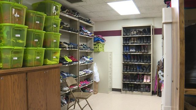 Community donations help keep Lancer Closet stocked for students in need
