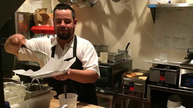 From gas station gyros to grand opening of Athens Grill restaurant
