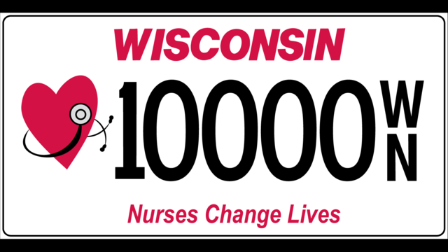 State issues 3 new specialty license plates in honor of nurses, boy scouts