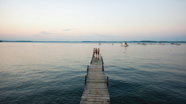 The 5 lakes of Madison