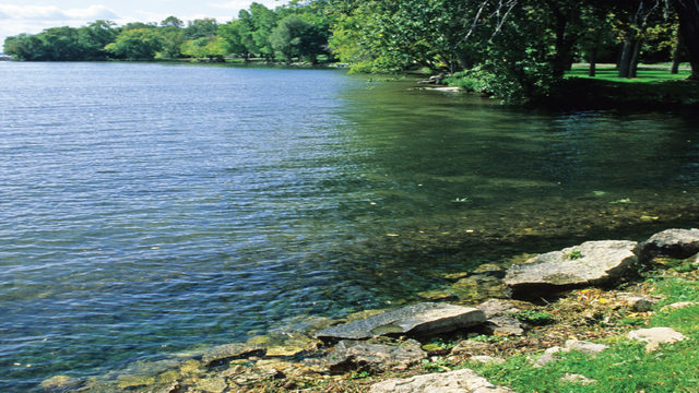 The paths and shores of Madison's lakes