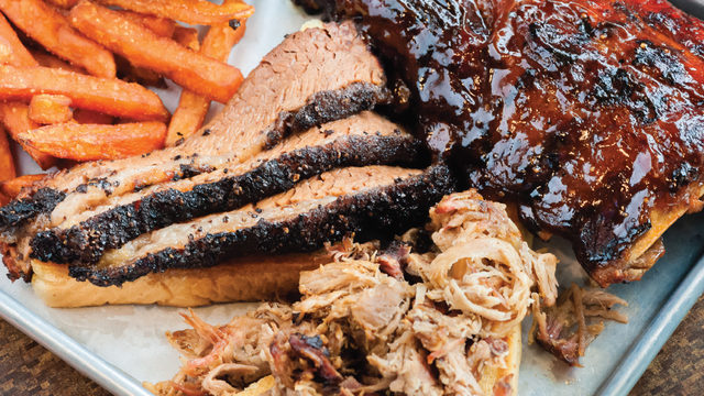 4 essential BBQ food groups