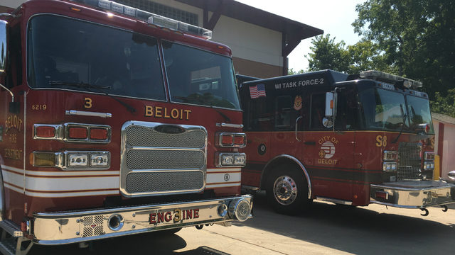 Beloit Fire Department could lose three firefighters after federal grant ends