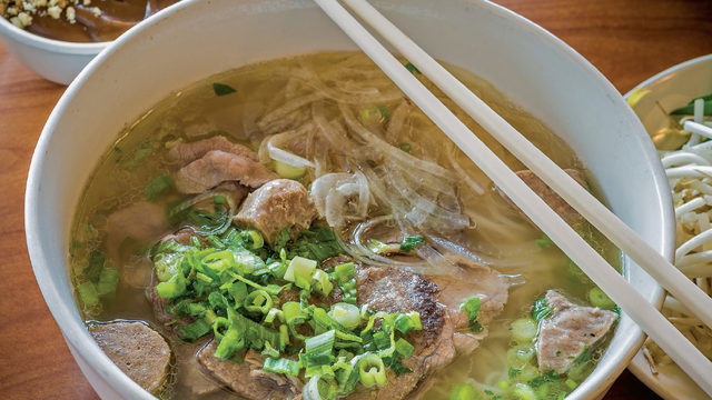 10 Pho-tastic places for pho