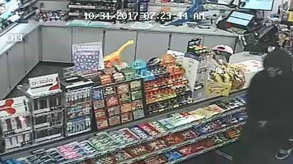 Lake Delton police investigating robbery at Dyno Stop Two gas station