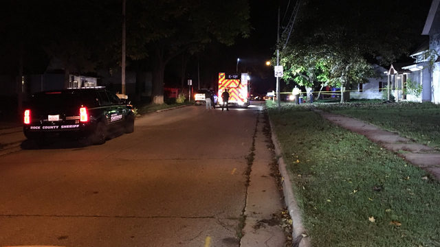1 in critical condition, 1 arrested after disturbance, shooting in Milton