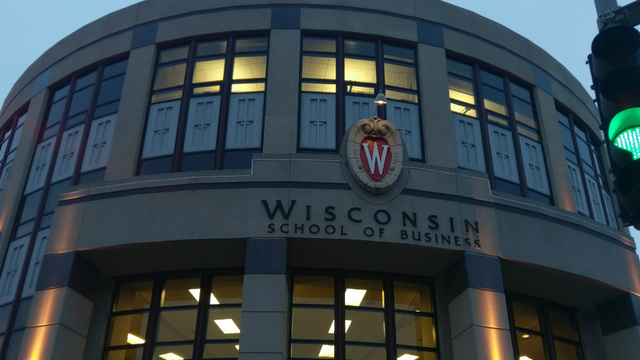 UW School of Business considers suspending admissions to full-time MBA degree