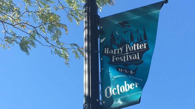 Thousands expected to attend Harry Potter Festival in Jefferson