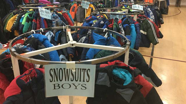 Donations down for Janesville Salvation Army coat drive