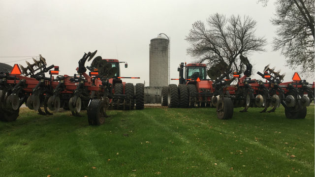 Farmers remind drivers to share the road