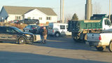 Couple who stole dump truck, TVs, found in Lodi gas station parking lot, official says