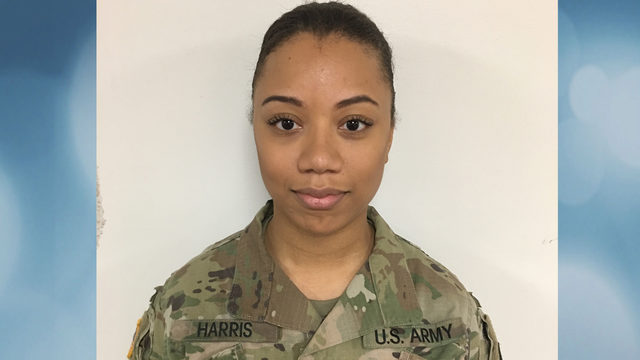 Wisconsin National Guard Soldier saves choking toddler in airport