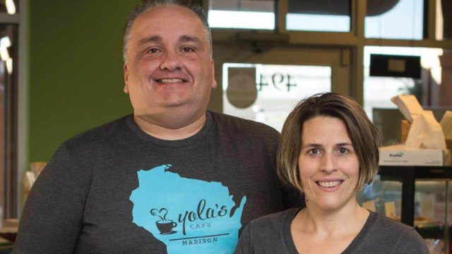 Yola's Café supports local charities