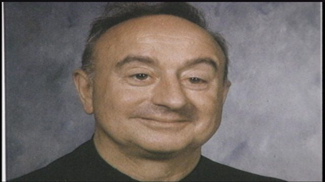 The search for Father Kunz's killer