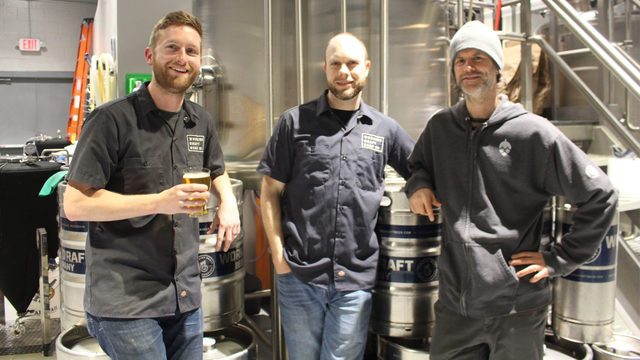 Working Draft Beer Co. opens on near east side