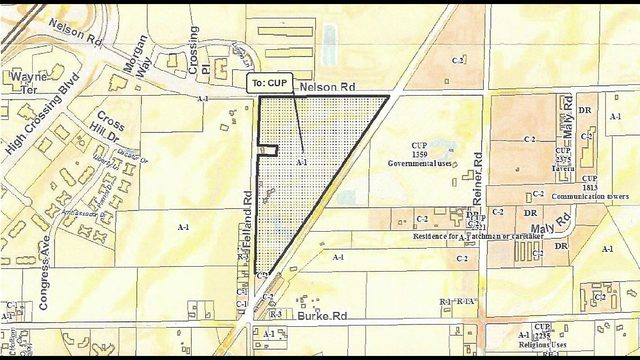 Neighbors speak out against proposed concrete plant