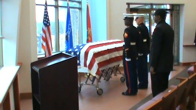 Retired Army sergeant gives 'Battle Buddies' a final salute