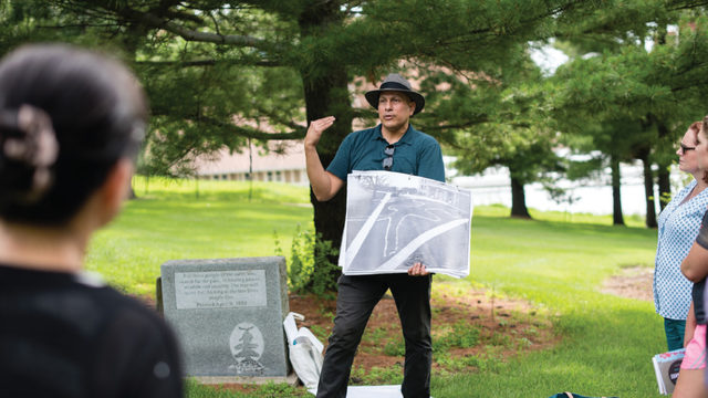 Local projects build awareness of tribes as Madison's first inhabitants
