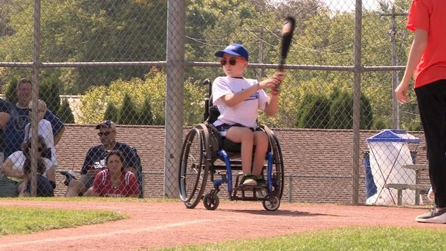 Children with special needs get a league of their own