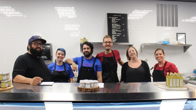 PHOTOS: Specialty store and deli Alimentari opens off of Willy Street