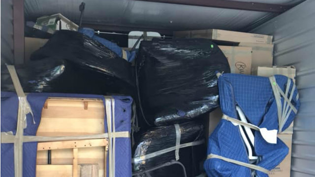 Wisconsin man gets his belongings back nearly 4 months after moving company held them hostage