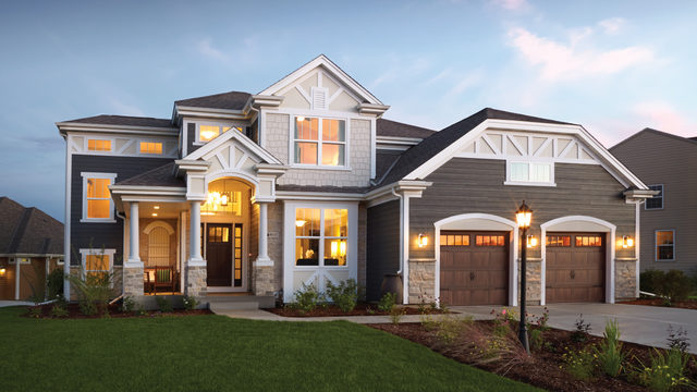 SPECIAL PROMOTIONAL: New home construction