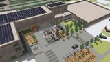 Garver Feed Mill project adds three new businesses