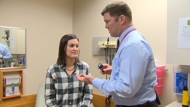 'I couldn't believe it': Madison woman shares her unexpected diagnosis