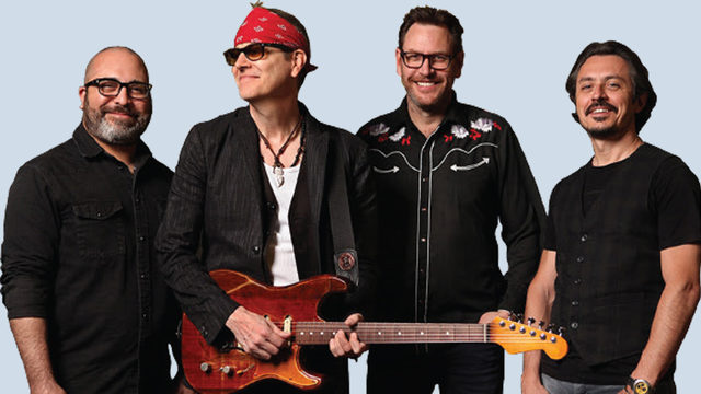 Mixed Media: 'A Book Never Read Before,' the BoDeans return to the Barrymore