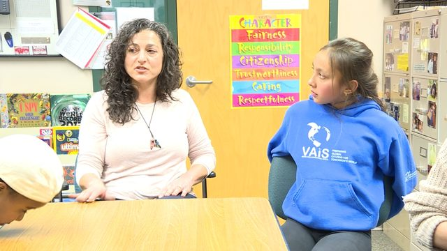 Verona teacher embodies what it means to #BeYou for her students
