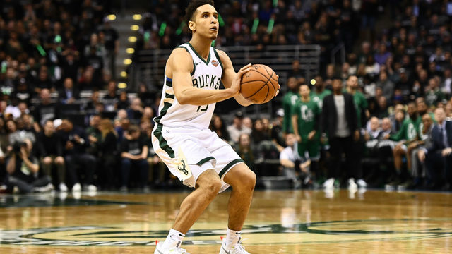Milwaukee Bucks player Malcolm Brogdon says, 'I've never lived in a city this segregated'