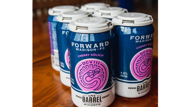 Madison soccer team partners with local brewery to create new beer