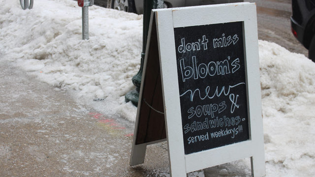 Meatless Madison: Vegan pop tarts at Bloom Bake Shop