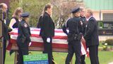 'Katie, we will take it from here': Middleton community pays tribute to officer who died from cancer