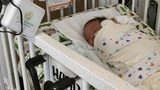 'It's just a blessing': Volunteers wait years to join Madison hospital's newborn cuddle crew