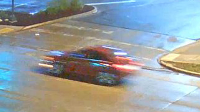 Police release images of car that struck, injured bicyclist, fled scene