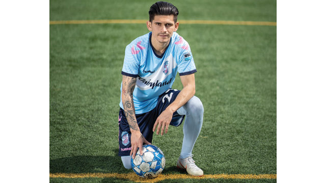 Meet Forward Madison FC's No. 27: Christian 'Pato' Diaz