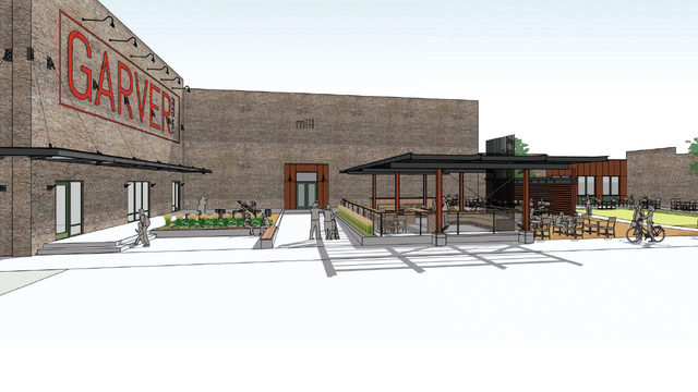 8 food- and drink-focused businesses at the new Garver Feed Mill