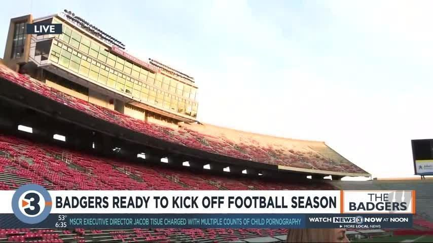 Pack it up, pack it in: Badgers' football season to begin with away game in Florida