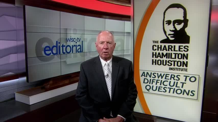 Editorial: Charles Hamilton Houston Institute event focuses on 'answers to difficult questions'