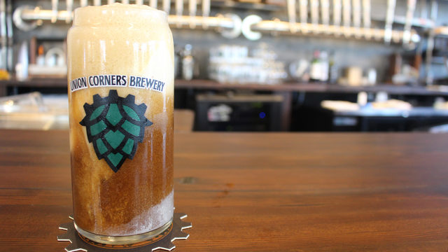 Union Corners Brewery offers 'session' beers and other interesting items