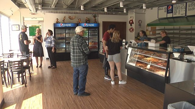 Greenbush Bakery opens in new location