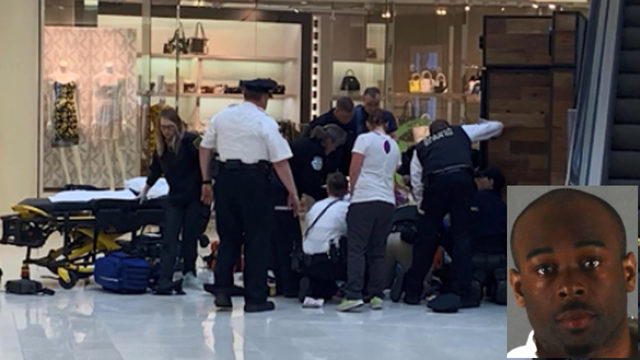 Boy thrown from Mall of America balcony returns home
