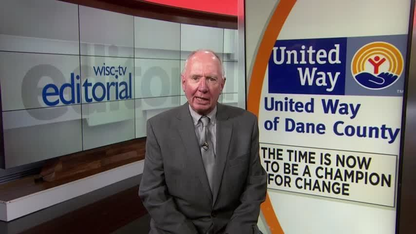 Editorial: Being a champion for change through the United Way of Dane County