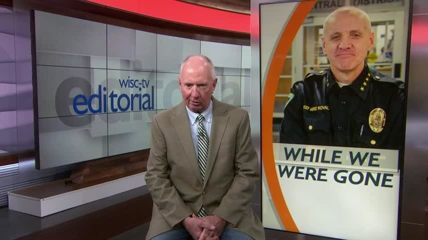 Editorial: While we were gone, resignation of Chief Mike Koval