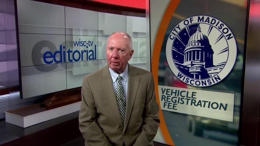 Editorial: Looking at Madison's vehicle registration fee